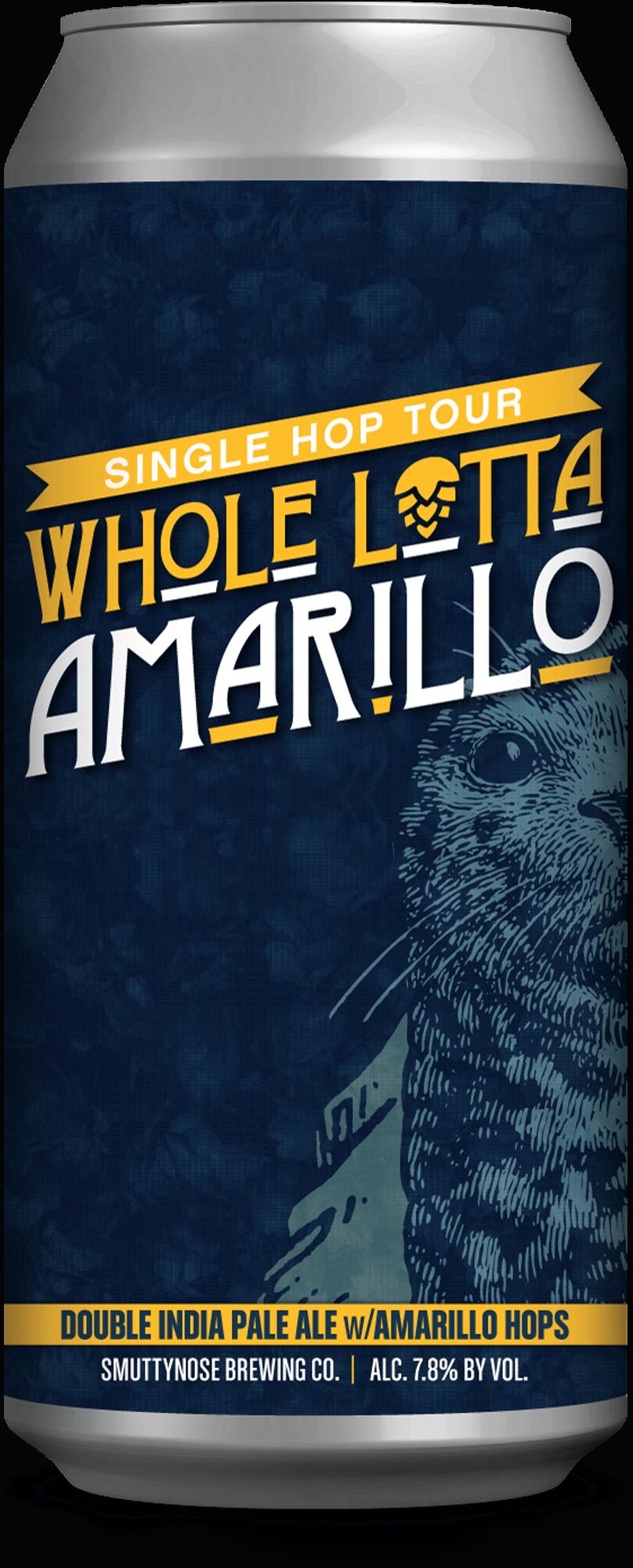 WHOLE LOTTA AMARILLO