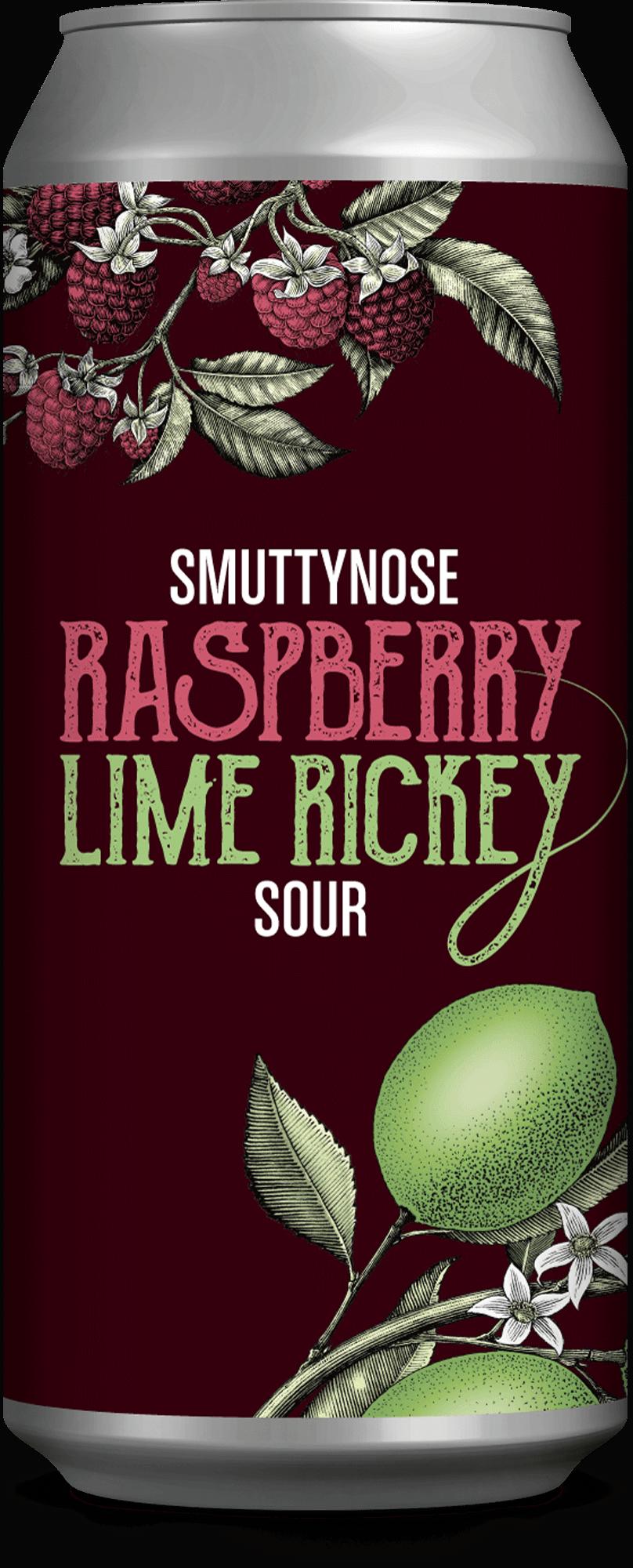 RASBERRY LIME RICKEY SOUR