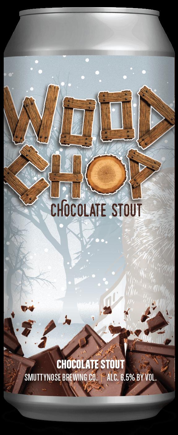 WOOD CHOP CHOCOLATE STOUT